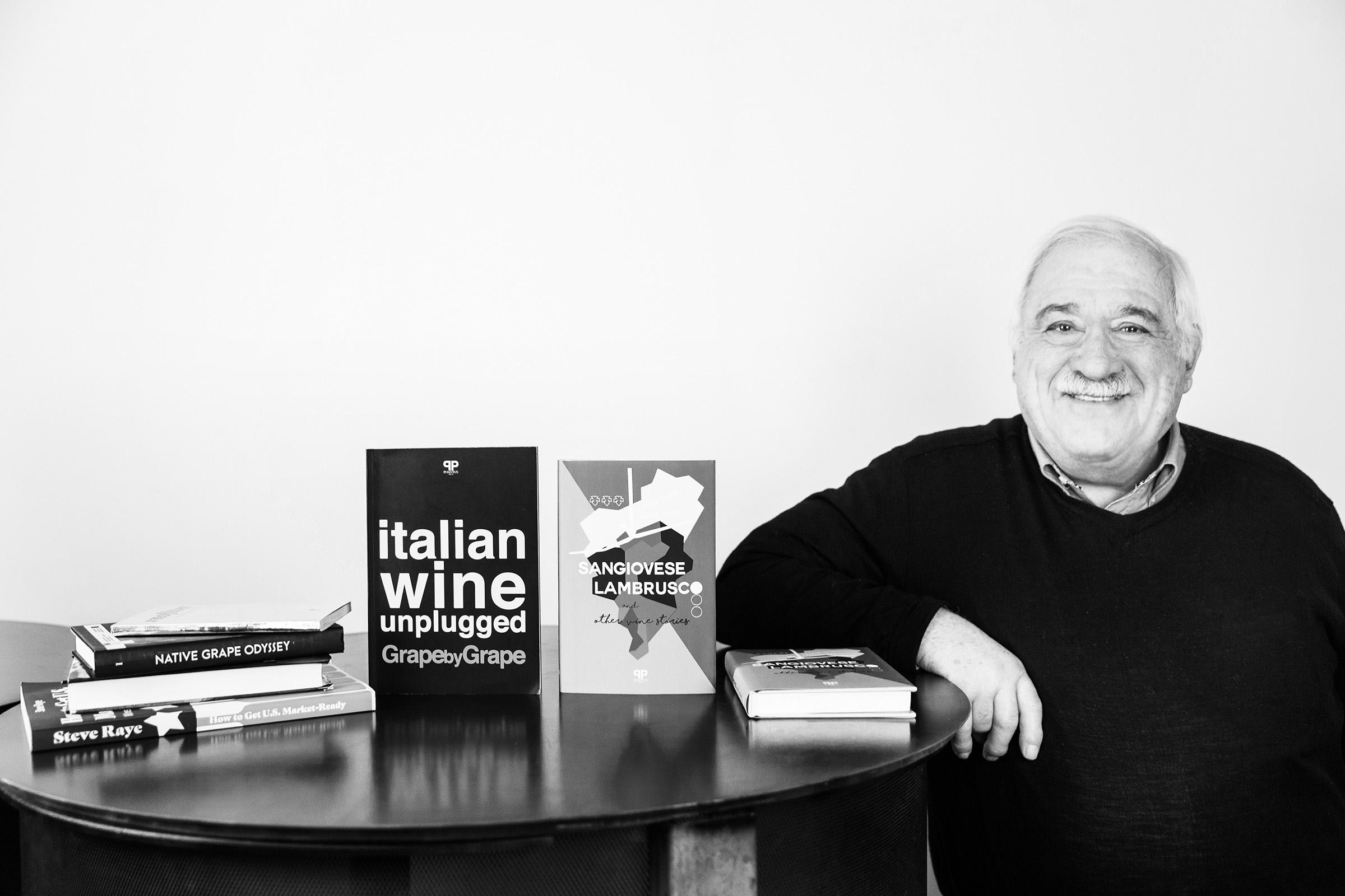 Italian Wine Book
